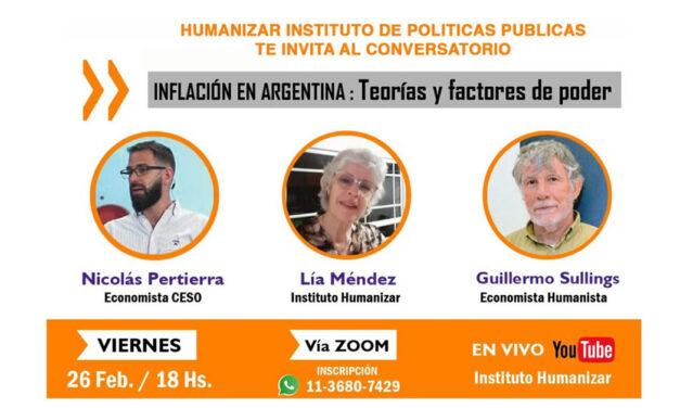 Inflación en Argentina: teorías y factores de poder