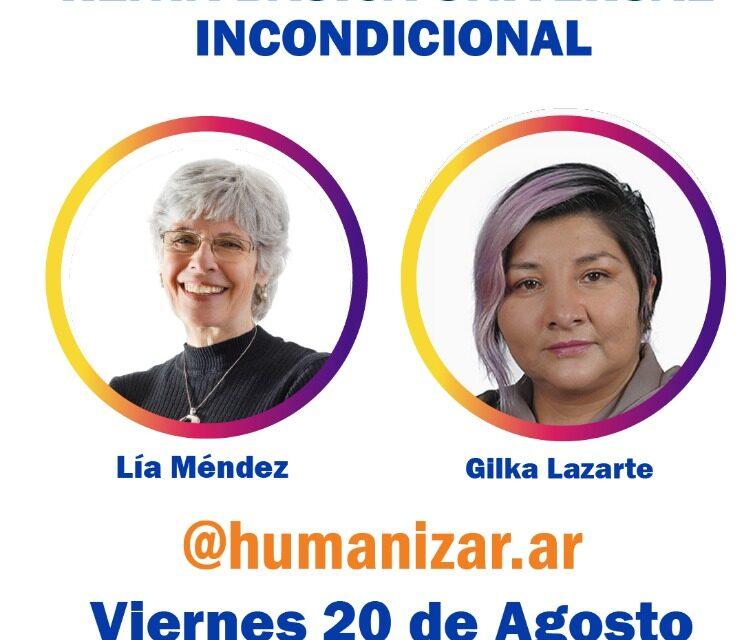 Conversando con Gilka de bolivia sobre renta basica