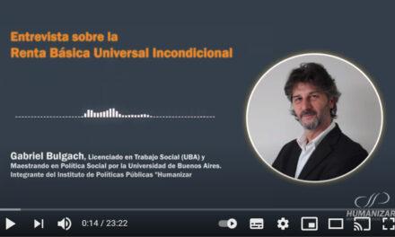 Renta básica universal incondicional individual y suficiente